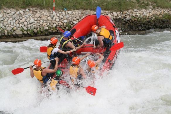 Résultat d'images pour Rafting, Bratislava